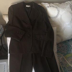 Loft 2 piece pants and jacket , 100% Wool